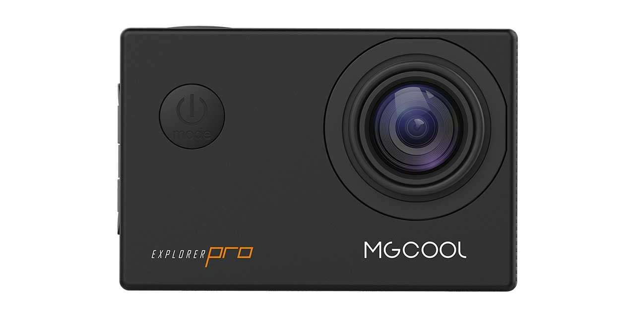 The MGCOOL Explorer Pro action camera launches with 4K features for less than $70.