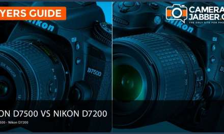 Nikon D7500 vs D7200: Key Differences