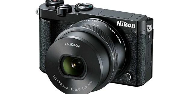 Nikon 1 mirrorless cameras officially discontinued