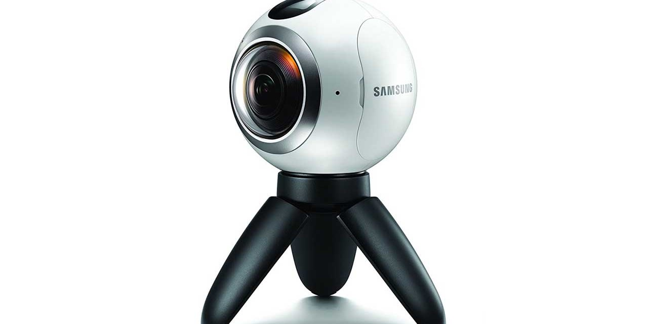 Samsung Gear 360 price tag drops more than 40% on Amazon