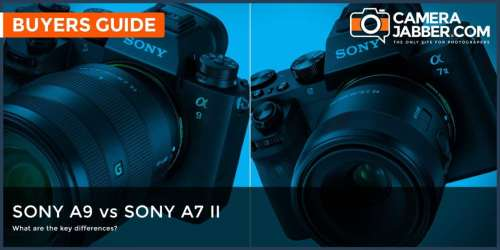 Sony A9 vs Sony A7 II: what are the key differences