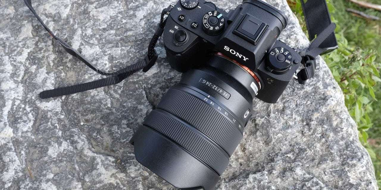 Hands-on Sony 12-24mm f/4 G Review