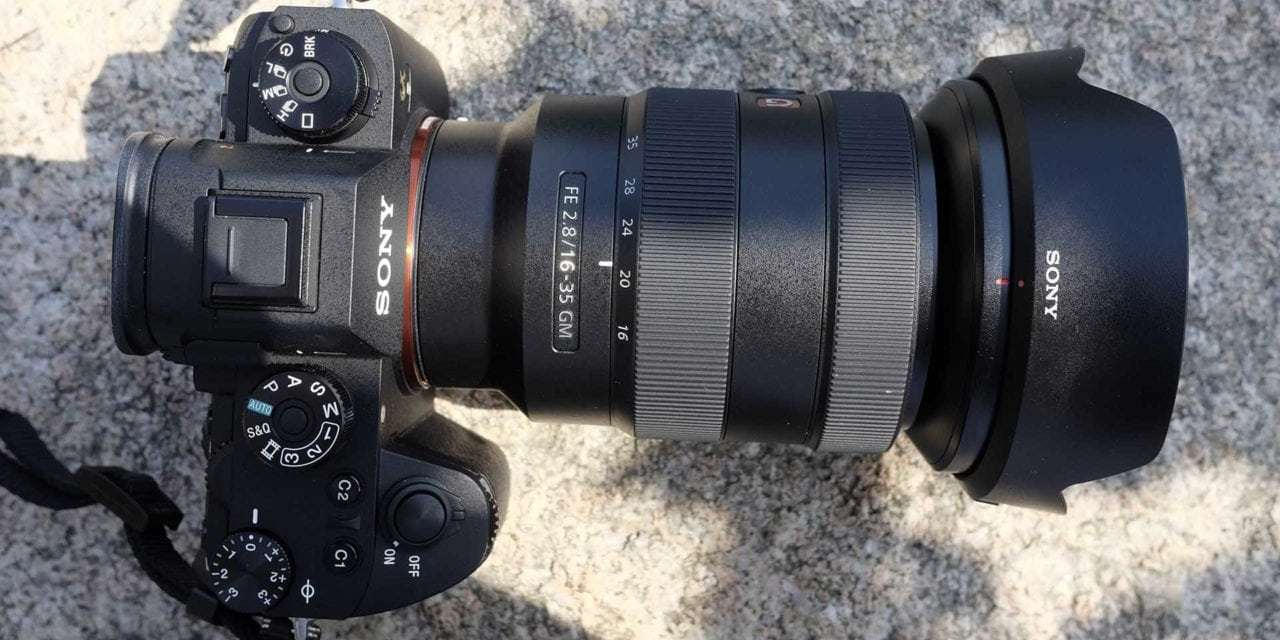 sony 16 35. hands-on sony 16-35mm f/2.8 g master review 16 35