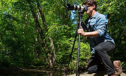 Benro launches ProAngel range of travel tripods, monopods in the US