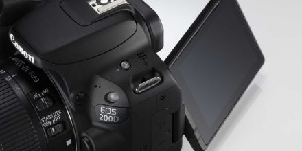 Canon EOS 200D / SL2: price, specs, release date confirmed