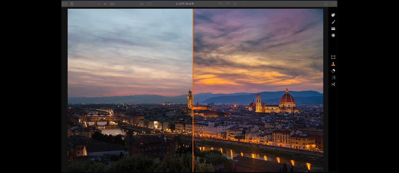 Macphun updates Luminar software with new Accent AI Filter