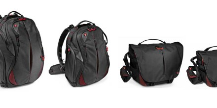 Manfrotto announces Pro Light Bumblebee camera bag range