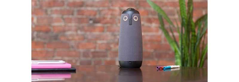 Android founder launches Meeting Owl 360 camera for video conferencing