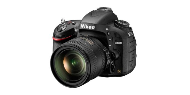 Nikon D610 discontinued in Prague