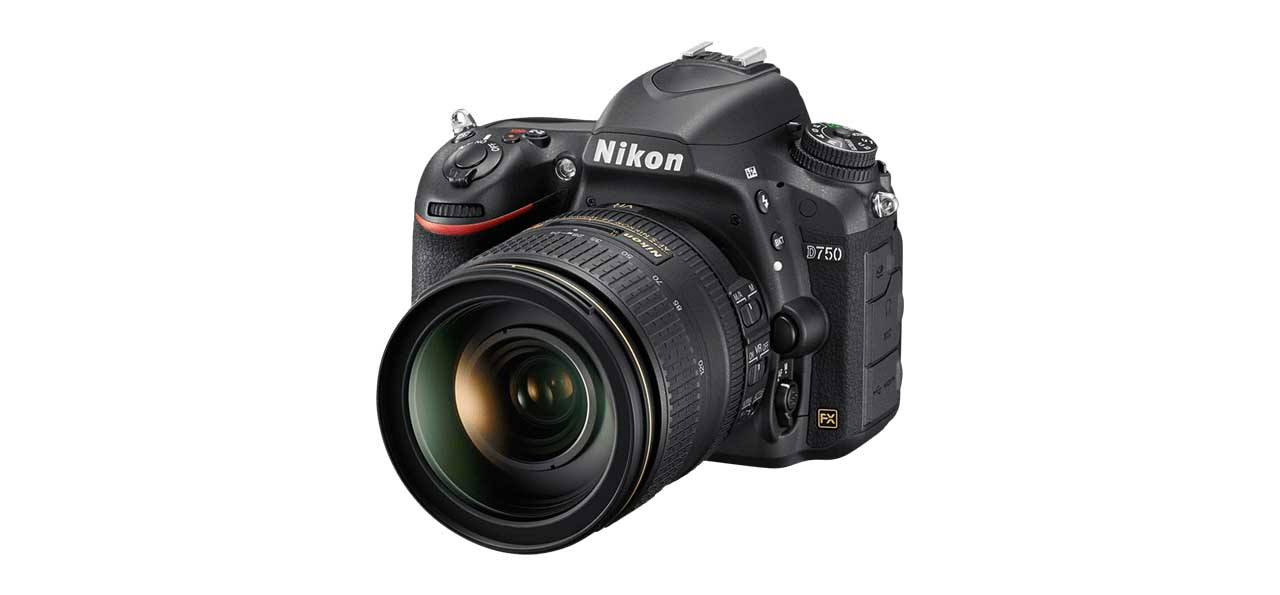 Nikon updates firmware for D750, D610, D600, KeyMission 80