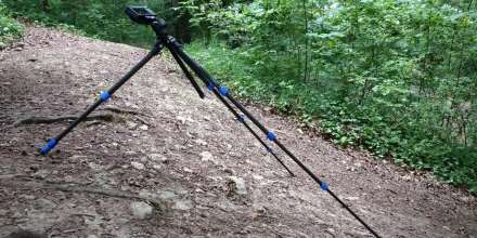 How to set up your tripod to create a solid base in any location