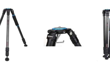 Benro reinvents its Combination series tripods in carbon fibre