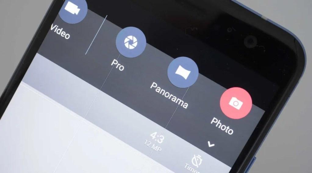 HTC U11 Camera Review - Shooting options