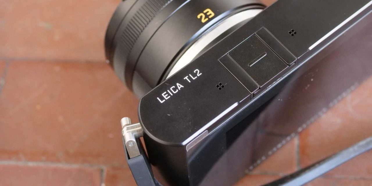 Hands-on Leica TL2 review