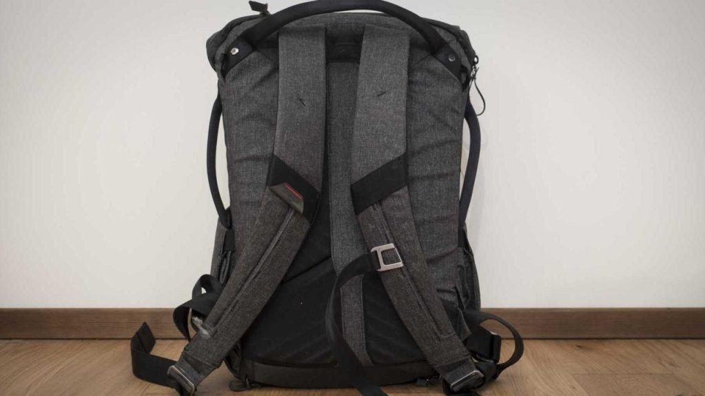 Peak Design Everyday Backpack 20L Review - The straps