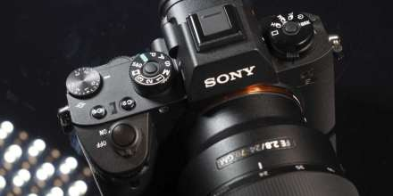 Sony firmware 2.00 adds new image protection, AF enhancements