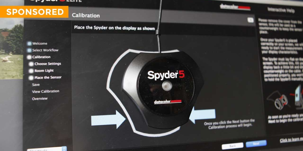 Datacolor offers 45% discount on the Spyder5ELITE+