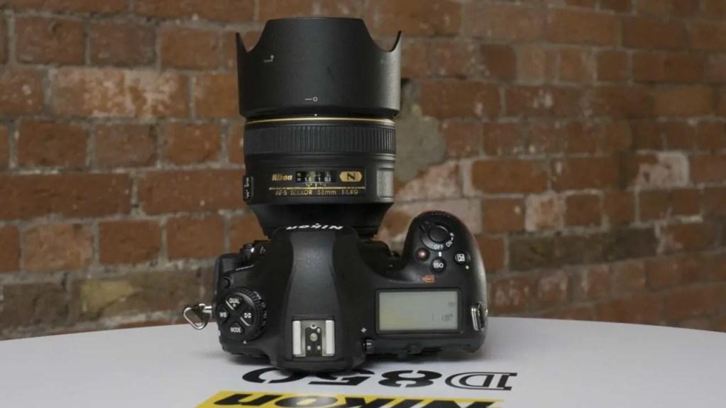 Nikon D850 Review Product Shot