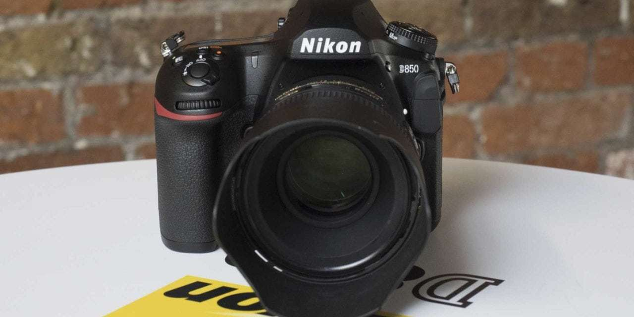 Latest US shipping dates for Nikon D850 orders