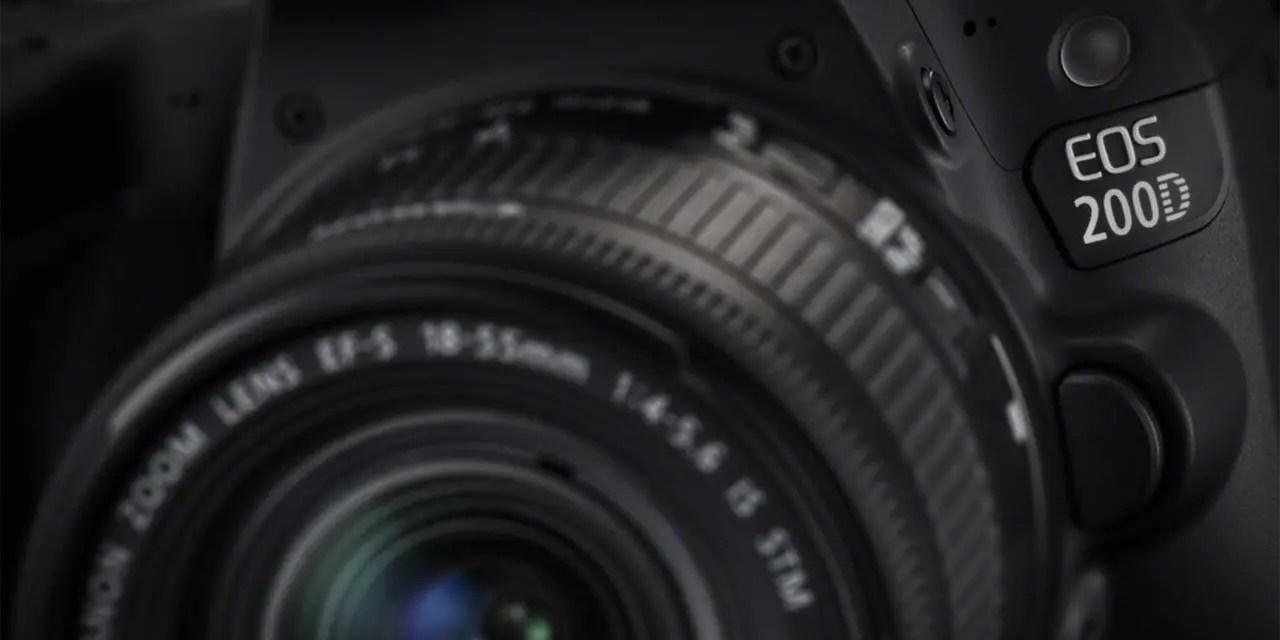 Canon EOS 200D / Rebel SL2 review