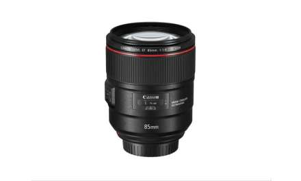 Canon EF 85mm f/1.4L IS USM: price, release date, specs confirmed