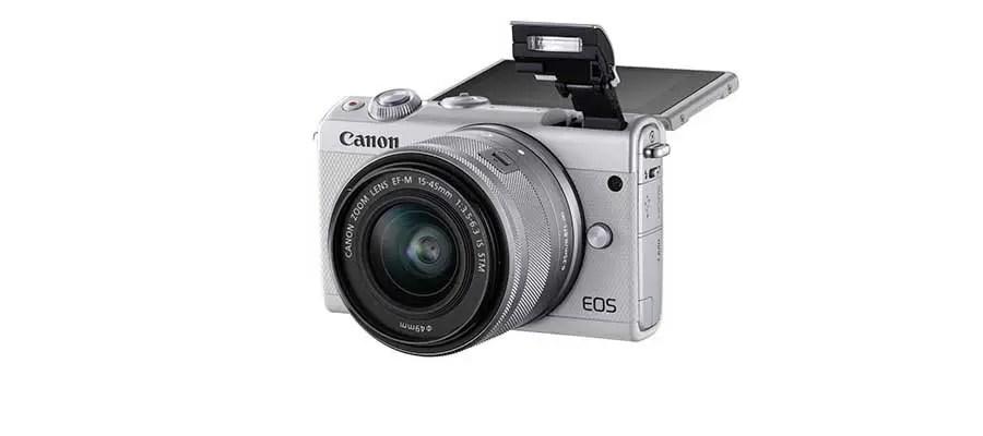 Canon EOS M100 Price & Release Date