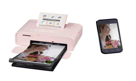 Canon launches SELPHY CP 1300 to print directly from smartphones and cameras