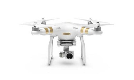DJI launches Phantom 3 SE drone