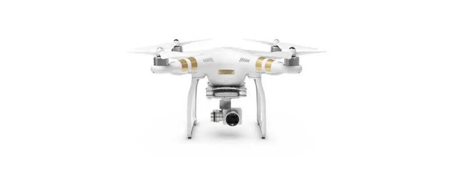DJI launches Phantom 3 SE drone