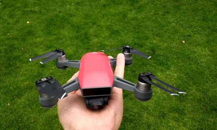 DJI Spark drone will not fly after 1 Sept without new firmware update