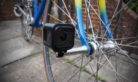 NUT-R action camera mount review