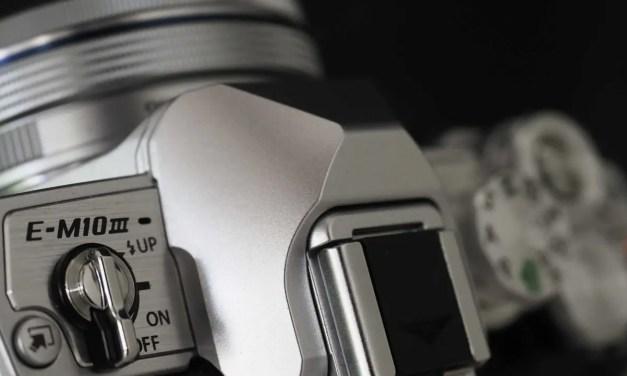Olympus OM-D E-M10 Mark III: price, release date, specs revealed