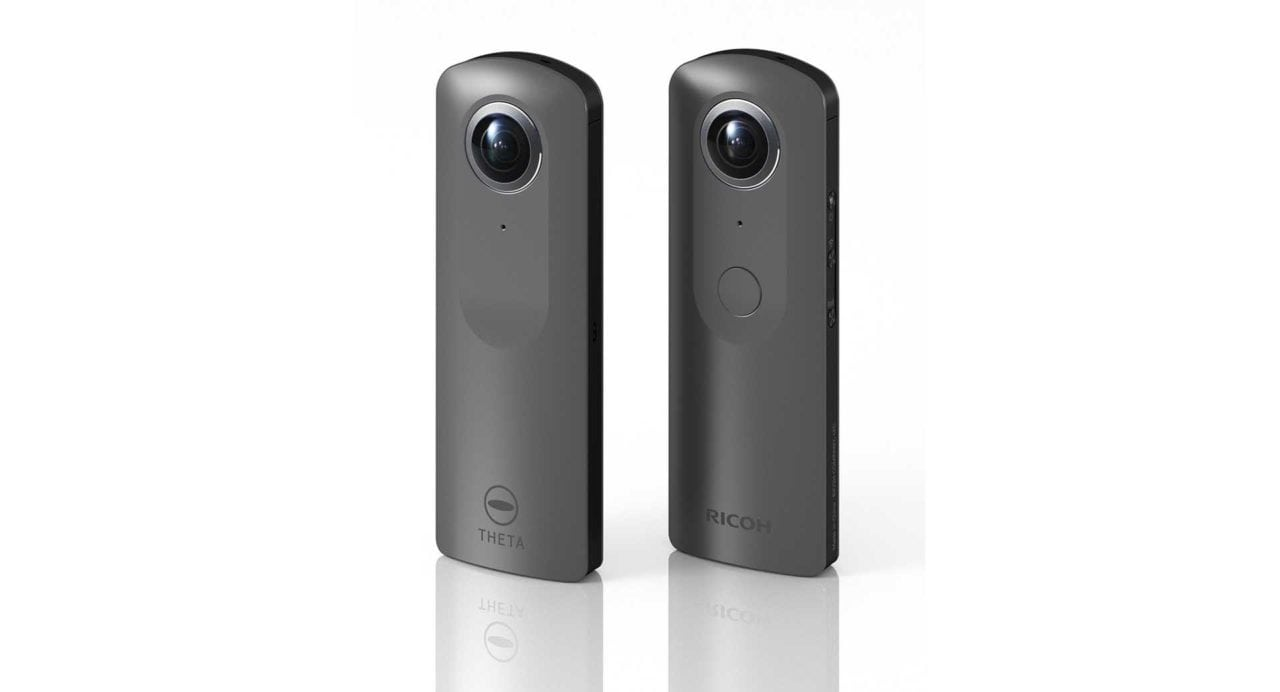 Take your own Street View images with Ricoh's latest camera