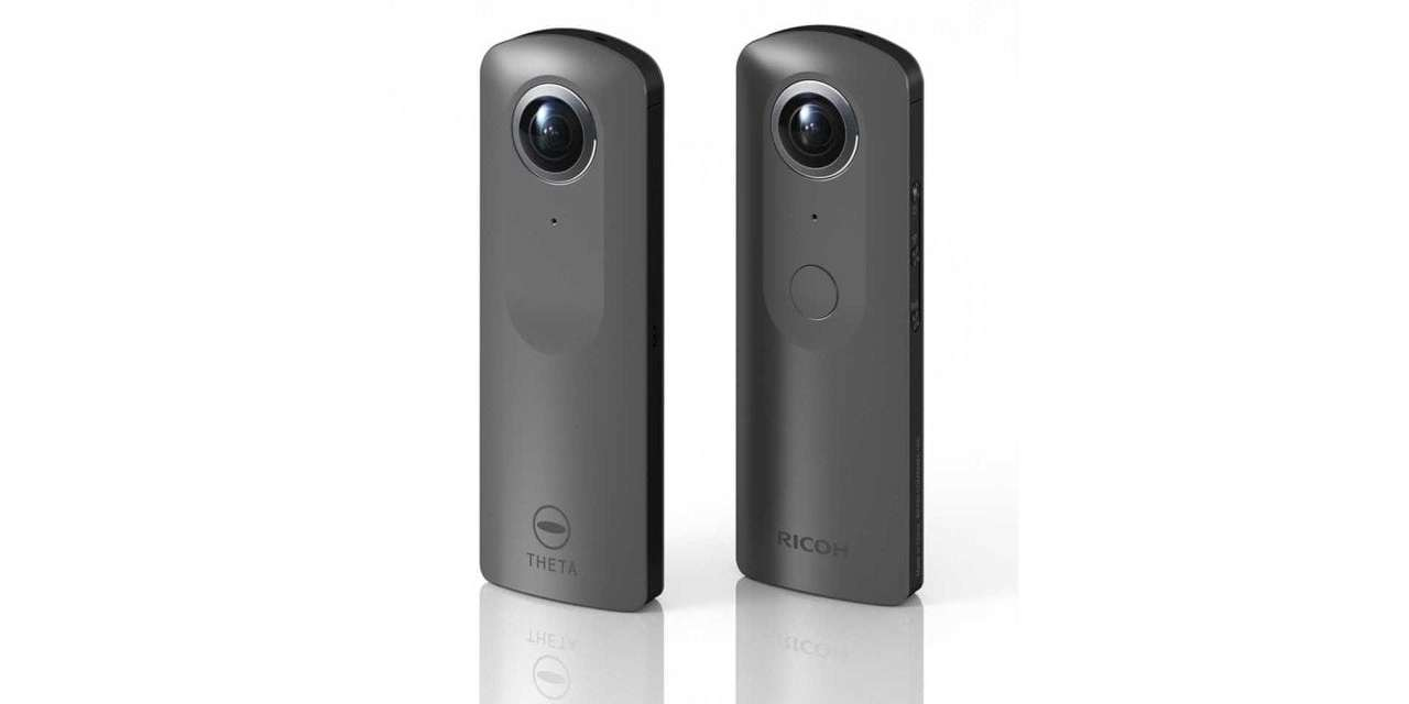 Ricoh Theta V: price, release, official specs revealed