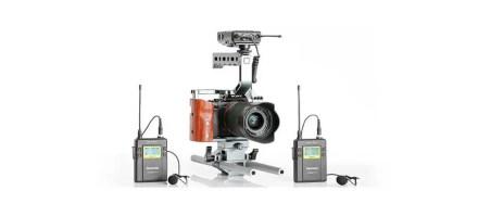 Saramonic debuts new wireless UwMic9 mic range