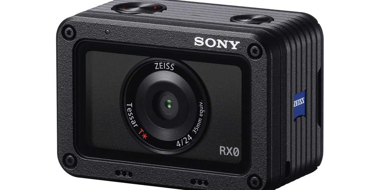 GoPro's time has ended, the Sony RX0 has arrived