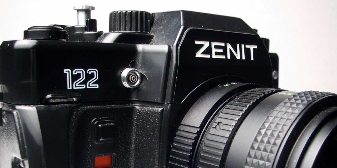 Zenit to release full-frame mirrorless camera in 2018 | Camera Jabber
