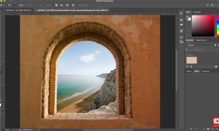 Adobe debuts new Curvature Pen Tool for Photoshop CC