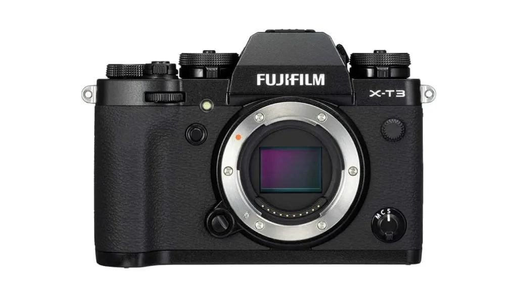 Best cameras: Fujfilm X-T3