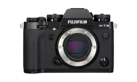 Fujifilm releases firmware updates for X-T3, X-H1, XF 80mm f/2.8
