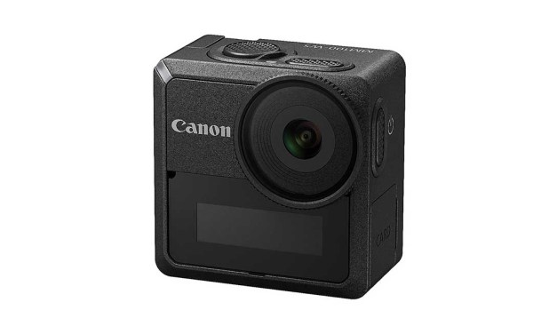 Canon to launch MM100-WS 'compact, multi-purpose module camera' that sure looks like an action cam