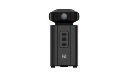 Detu launches 8K F4 Plus 360 camera for professionals