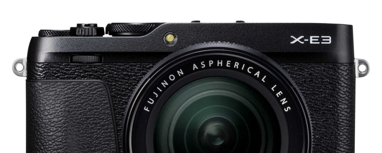 Fuji X-E3 gets official specs, price, release date