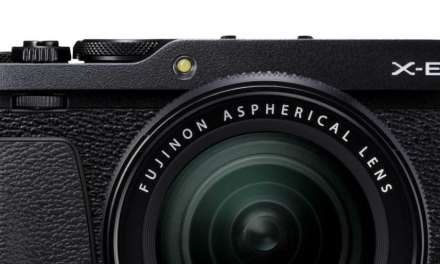 Fujifilm X-E3 now shipping worldwide