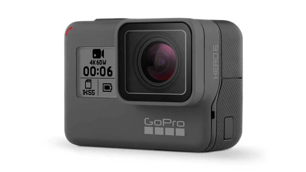 GoPro Hero 6 Black Angle