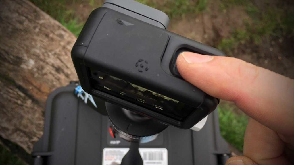 How to shoot a time lapse video with a GoPro Hero 6 Black Step 06