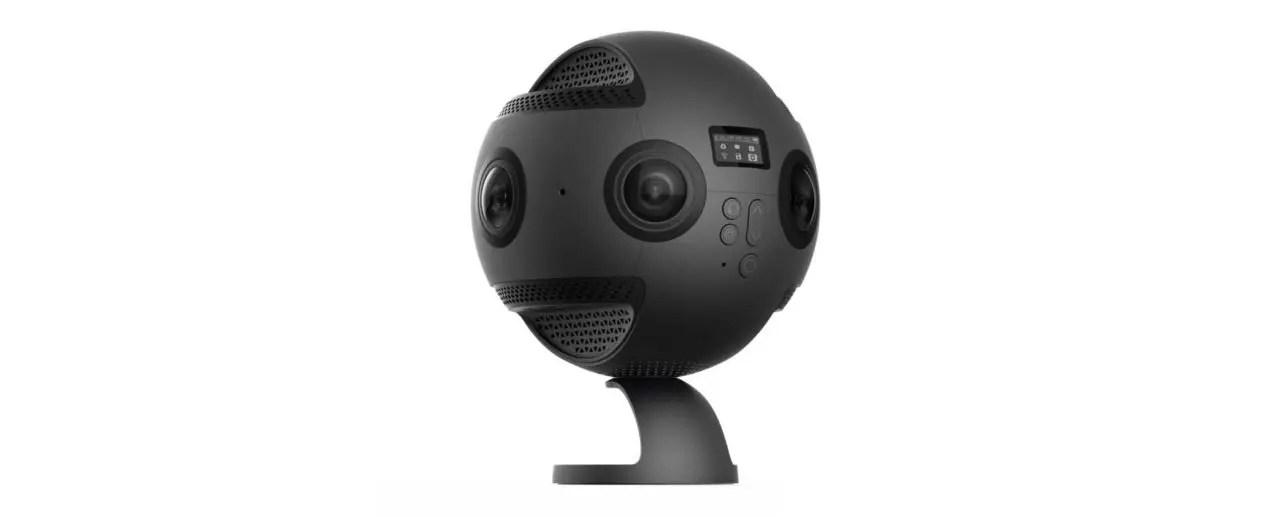 Insta360 Pro V2.0 adds 12K photos, major functionality overhaul