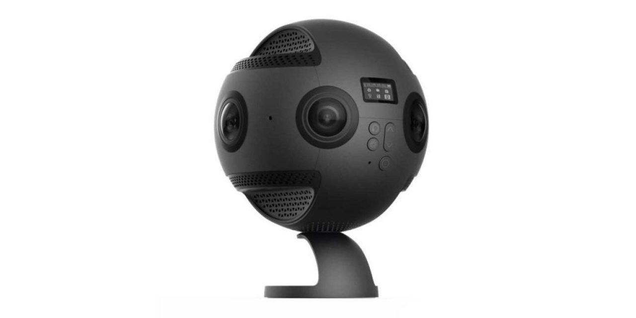 Insta360 partners with Mistika VR stitching software