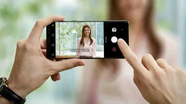 Samsung 1000fps smartphone camera sensor reportedly in development