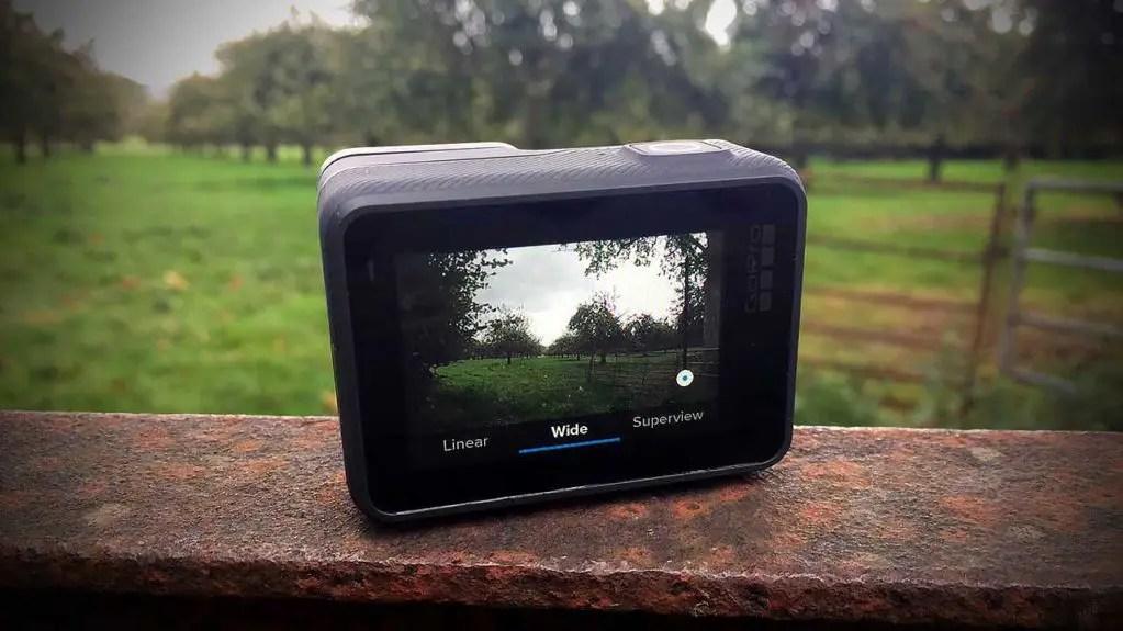 GoPro Hero 6 Black Touch Zoom